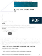 Installing VMware Tools in an Ubuntu Virtual Machine (1022525) _ VMware KB