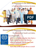 General Safety Awareness in the Work Place