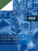 MSFT Digital Transformation eBook July 2016(1)