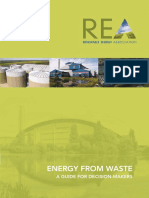 Energy From Waste Guide
