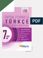Martı 7. Sınıf Türkçe Soru Bankası.pdf
