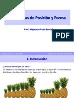 5 Medidas Posición Forma