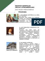 PROGRAMA Dcho Latinoamericano Rabinovich