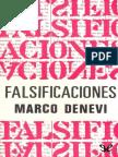 DENEVI, Marco - 1966 - Falsificaciones [Micorrelatos]