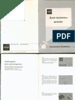 Kommentarer till Bildserie Bosch Vaxelstromsgenerator TP 70675dashR 2.000 Svenska 6.75.pdf