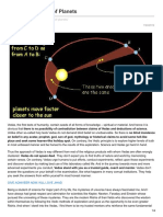 Agniveer.com-Vedas and Motion of Planets