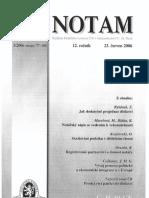 Ad notam 2006-3
