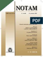 Ad notam 2005-6