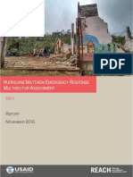 Reach Haiti Multisector Assessment in Sud and Grand Anse November 2016 3