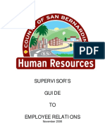 Supervisor Guide
