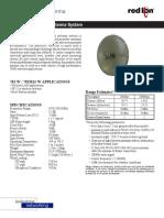 Ant Pad58 32 Data Sheet