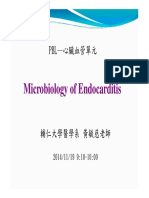 14.Microbiology of Endocarditis