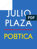 Livro Julio Plaza Poética Política