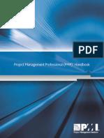 Project Management Professional Handbook Pmp