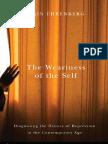 Ehrenberg, Alain-The Weariness of the Self