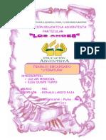 Caratula Colegio Los Andes Huancane 011