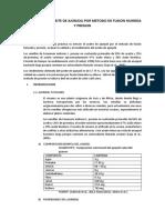 Extraccion de Aceite de Ajonjoli Por Metodo de Fusion Humeda y Presion