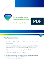 Cleantech Grants, Awards, Incentives - Weekly Update (Aug 1st, 2010)