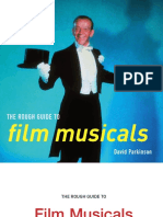 The Rough Guide to Film Musicals