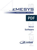NeMESYS Manual Software En