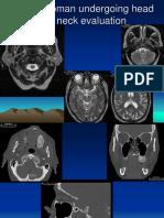 Radiology practical exam cases