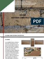 Método Constructivo Artesanal