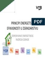 Principi energetske efikasnosti u zgradarstvu
