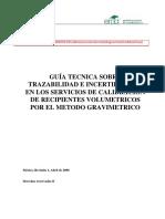 1 Calibracion Volum en Metodo Gravimetrico