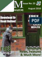 AIM Mag August 2010 Issue 25.