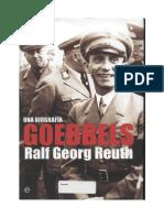 Goebbels Una Biografia