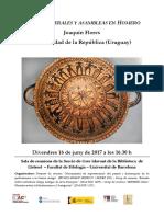 Poster Conferencia Joaquin Flores