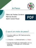 Motor de Passo Salim Fabio Marcos