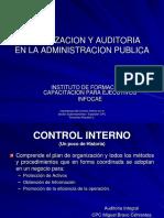 Fiscalizacion y Auditoria