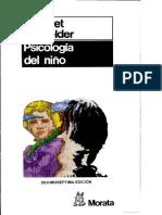 Psicología Del Niño - Piaget