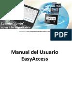 Manual EasyAccess