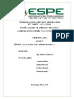 Termo Exposición Informe 1