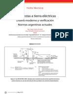 Ie265 Arcioni Las Puestas a Tierra Electricas
