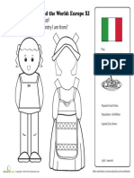 Paper Dolls World Europe XI