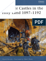 Crusades Castles in the Holy Land 1097-1192 - D. Nicolle