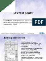 BTS Loop Testing Suja June 2004