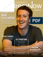 GineersNow Engineering Magazine Issue No. 011 - Mark Zuckerberg, Social Media