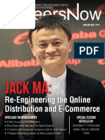GineersNow Engineering Magazine Issue No. 013, Jack Ma, E-Commerce, Online Retail