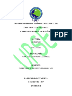 QUÍMICA II-ALCANOS-ALQUENOS-ALQUINOS-ALCOHOLES-NOMECLATURAS-
