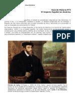 Guia de Materia El Imperio Español en America