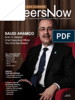 GineersNow Oil and Gas Leaders Magazine Issue No. 001 - Saudi Aramco