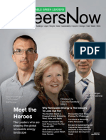 GineersNow Renewable Green Leaders Issue 001, Renewable Energy Heroes