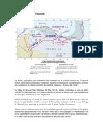 Fallas Geológicas de Venezuela