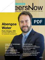 GineersNow Water Leaders Magazine Issue 002 - Abengoa Water