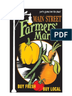 main street farmers market food handling guide