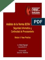 CYBSEC Analisis BCRAA4609 Practica